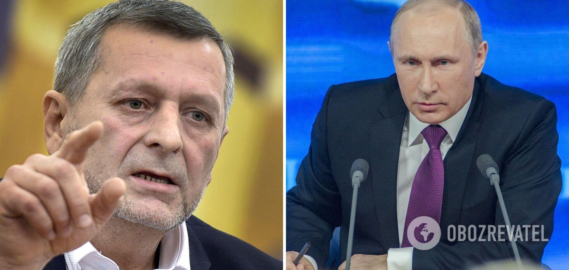 Чийгоз – об угрозе агрессии со стороны РФ: мы имеем дело с таким чудовищем, как Путин