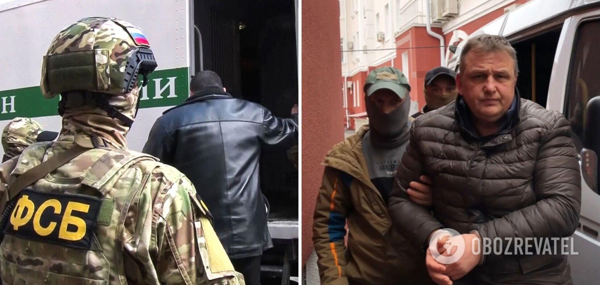 Затриманий у Криму журналіст – про тортури ФСБ: від болю я готовий був зізнатися в чому завгодно