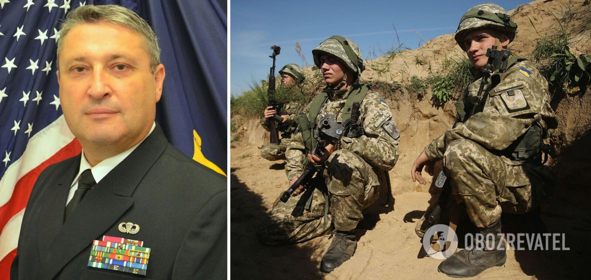 ВСУ могут освободить Донбасс, но ситуация сложная, – офицер НАТО