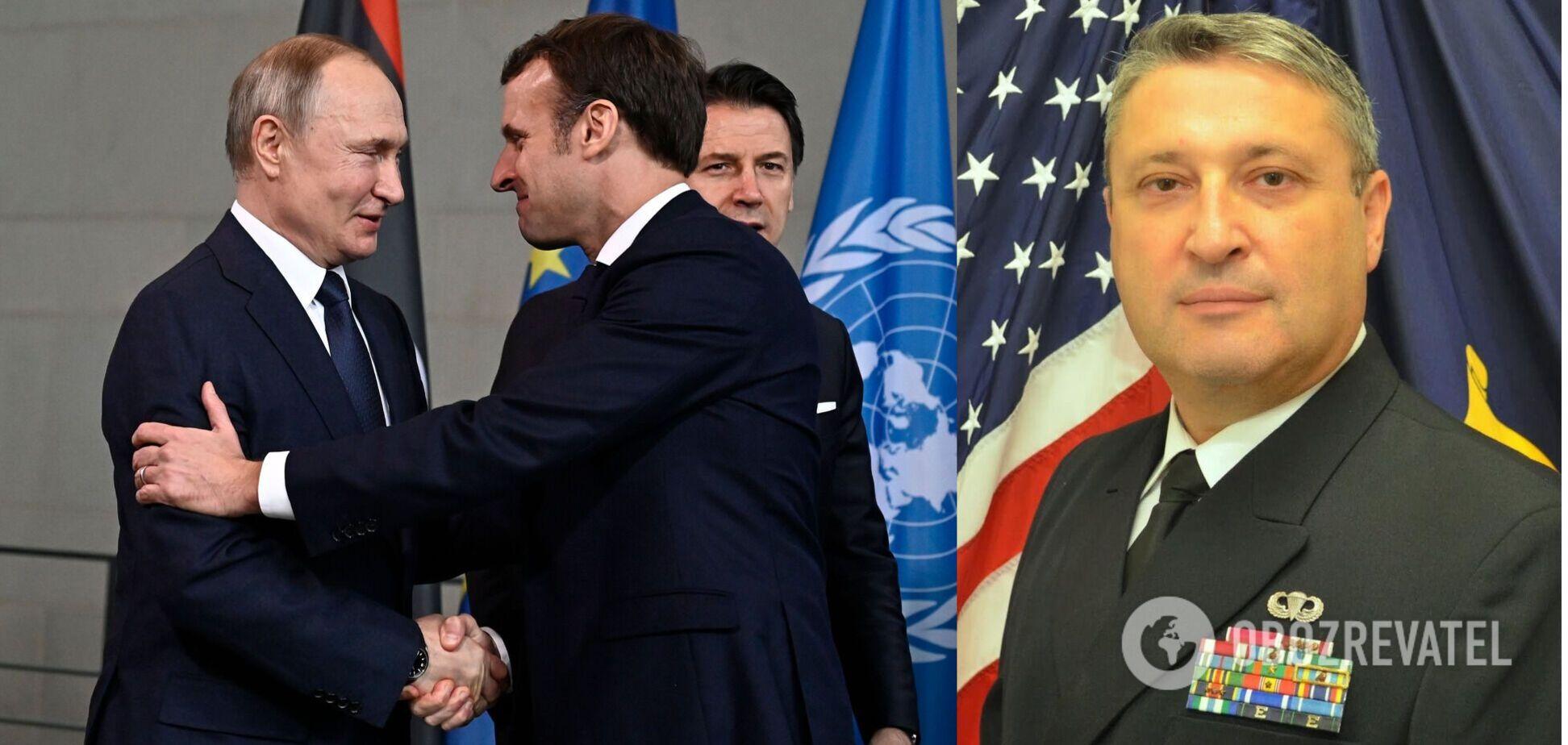 Запад дрейфит перед Путиным и говорит с ним в мягких перчатках, – Табах