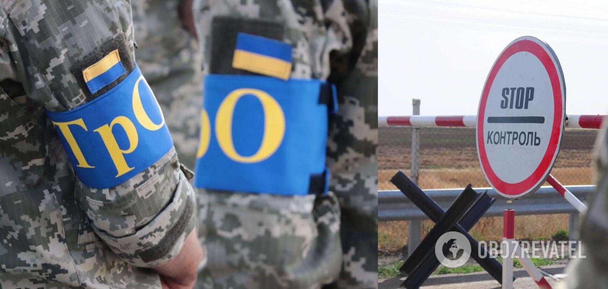 Тероборону ЗСУ зібрали на навчання в прикордонних районах на півдні України