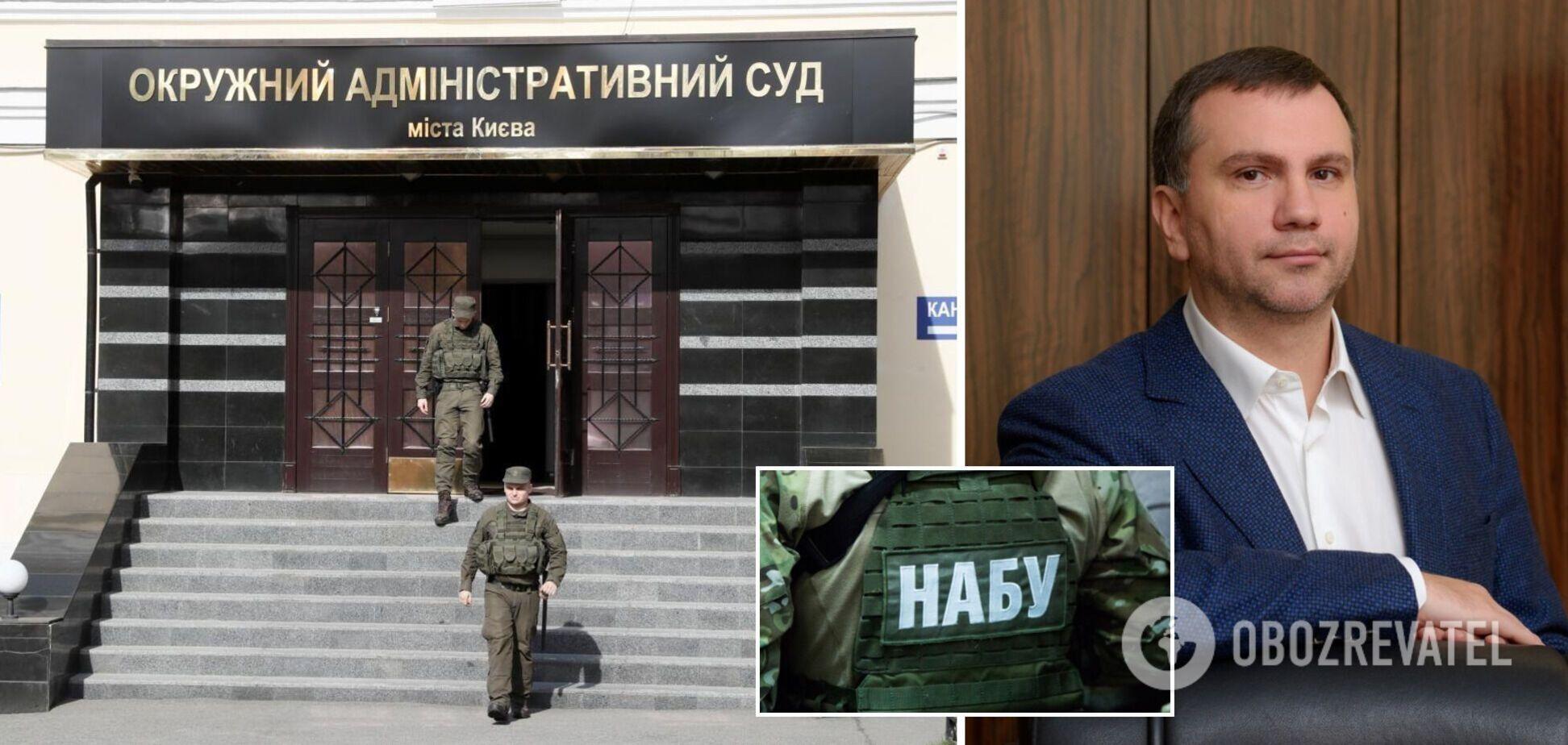 НАБУ задержало брата главы ОАСК Вовка на взятке $100 тысяч – СМИ