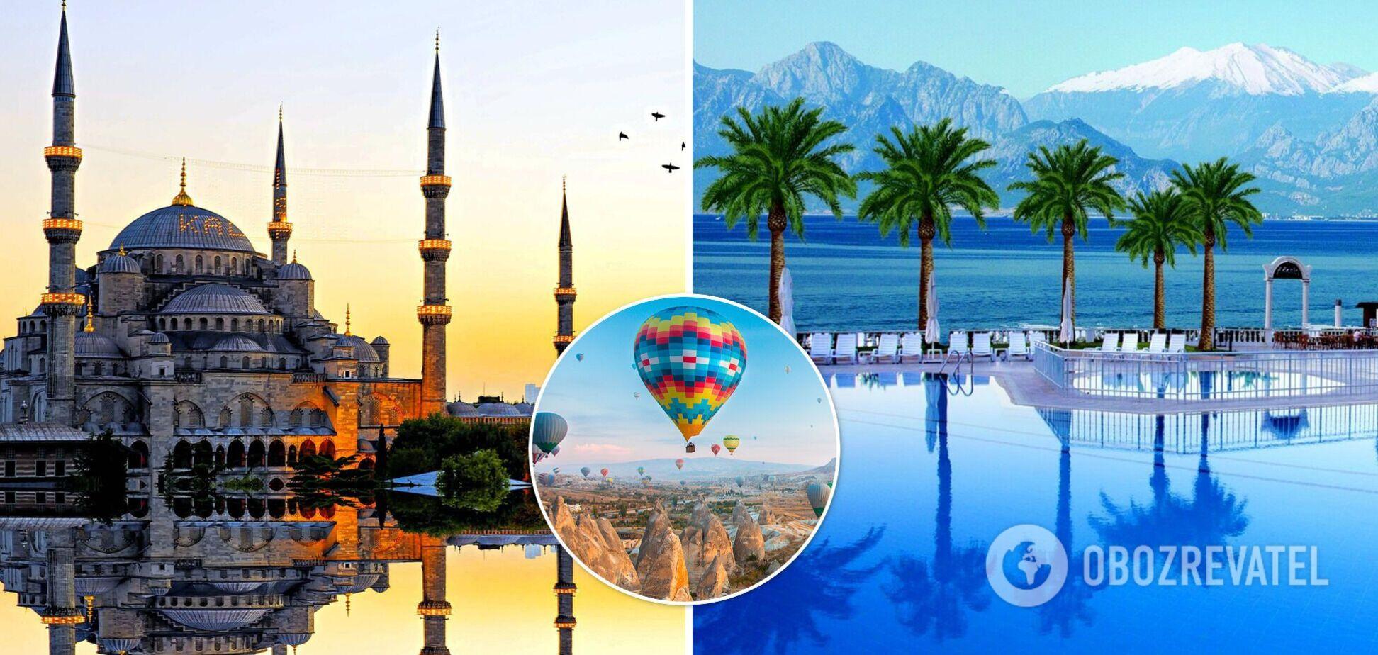 Відпочинок у Туреччині на травневі свята: популярні запитання про подорож