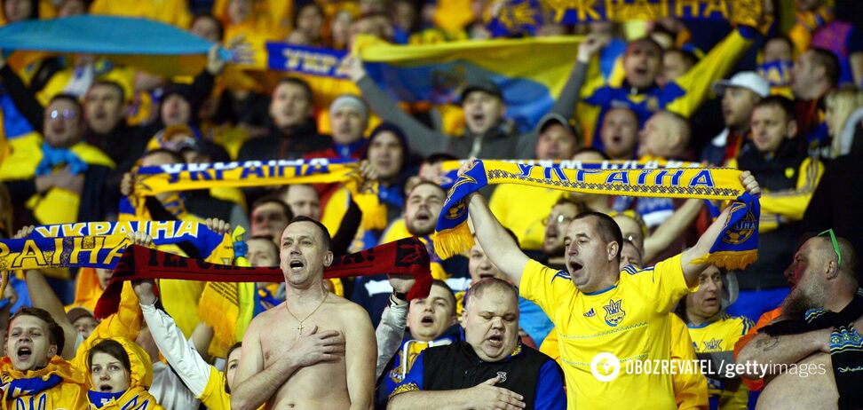Матчи сборной Украины на Евро-2020 пройдут со зрителями: названа квота