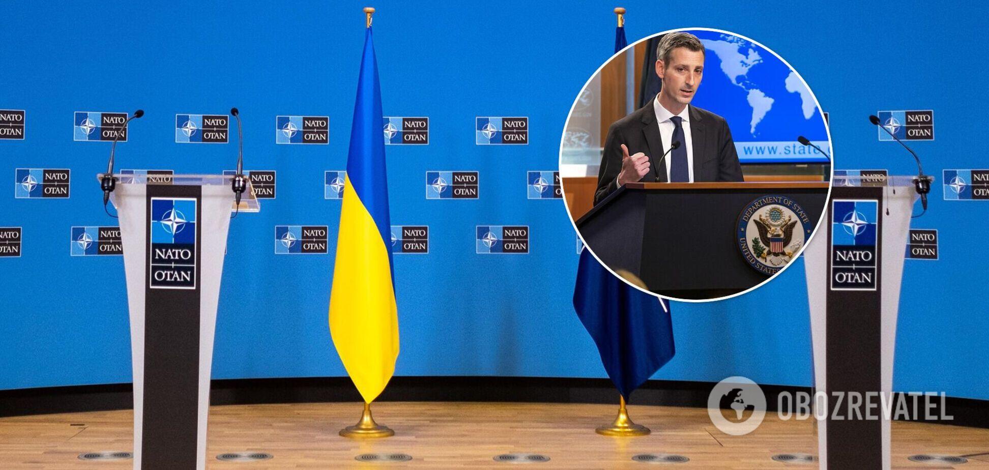 Держдеп: США постійно на зв'язку з НАТО і Києвом через загострення на Донбасі