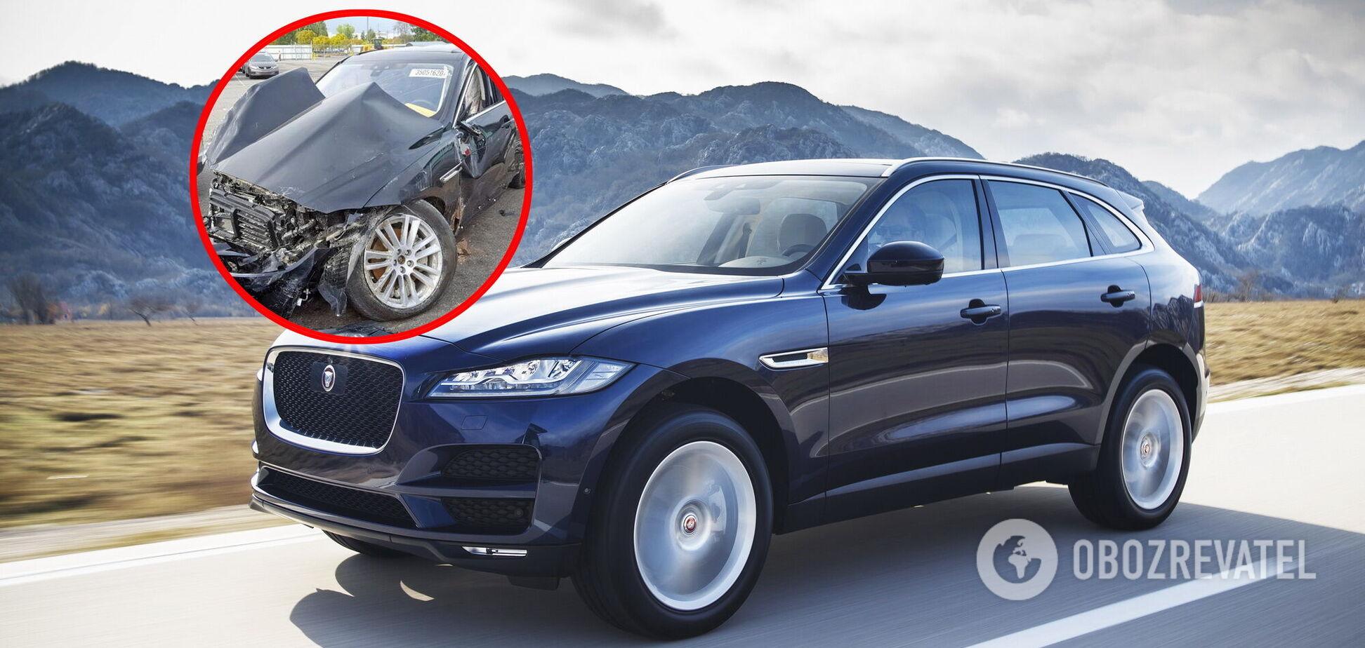 З металобрухту зібрали автомобіль та запропонували за $28500