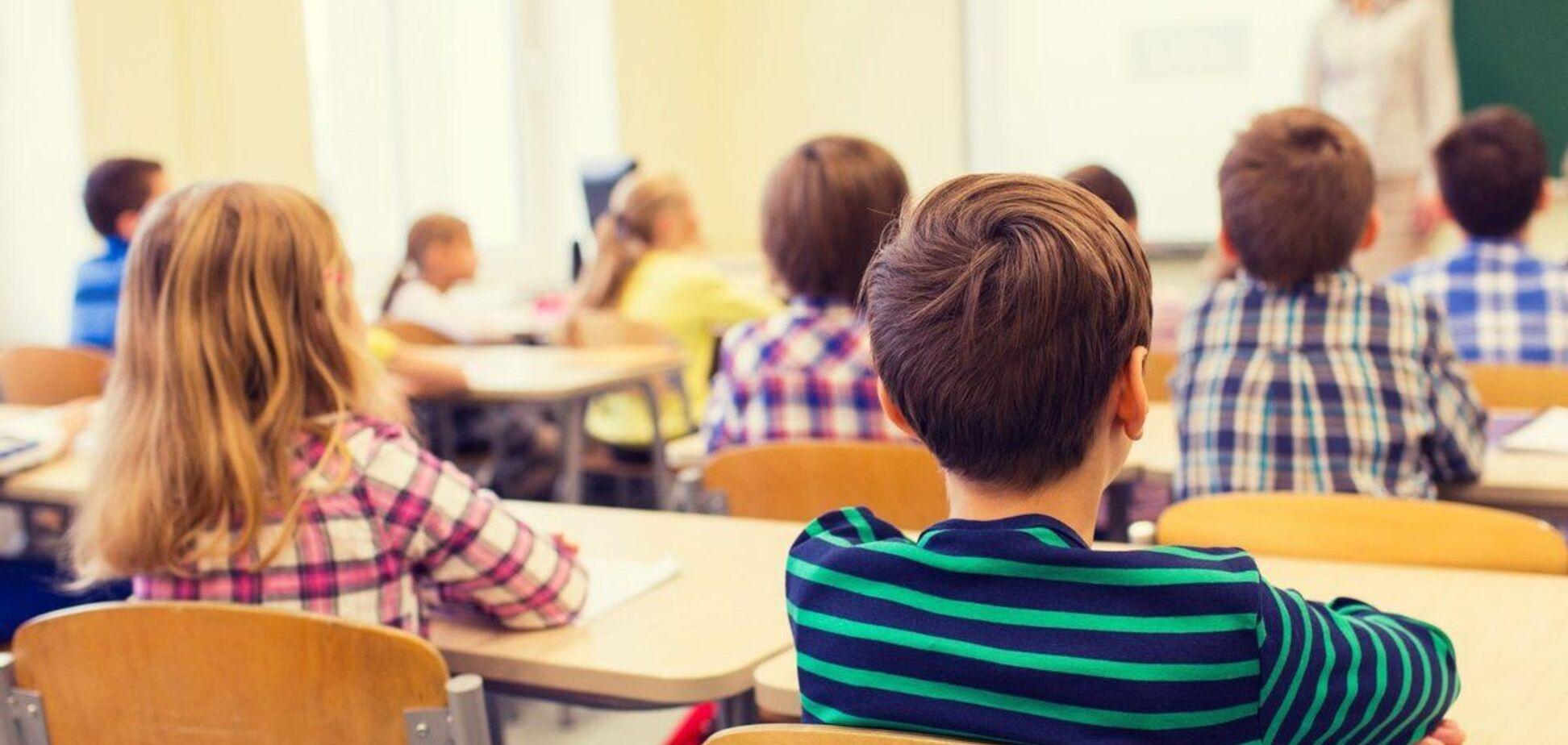 В Киеве перенесли прием детей в первые классы из-за локдауна