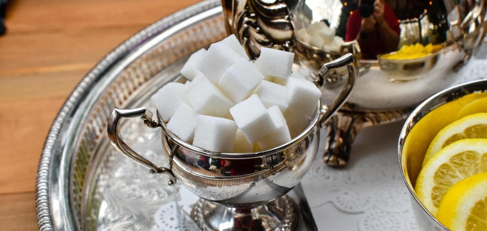 В Україні впадуть ціни на цукор