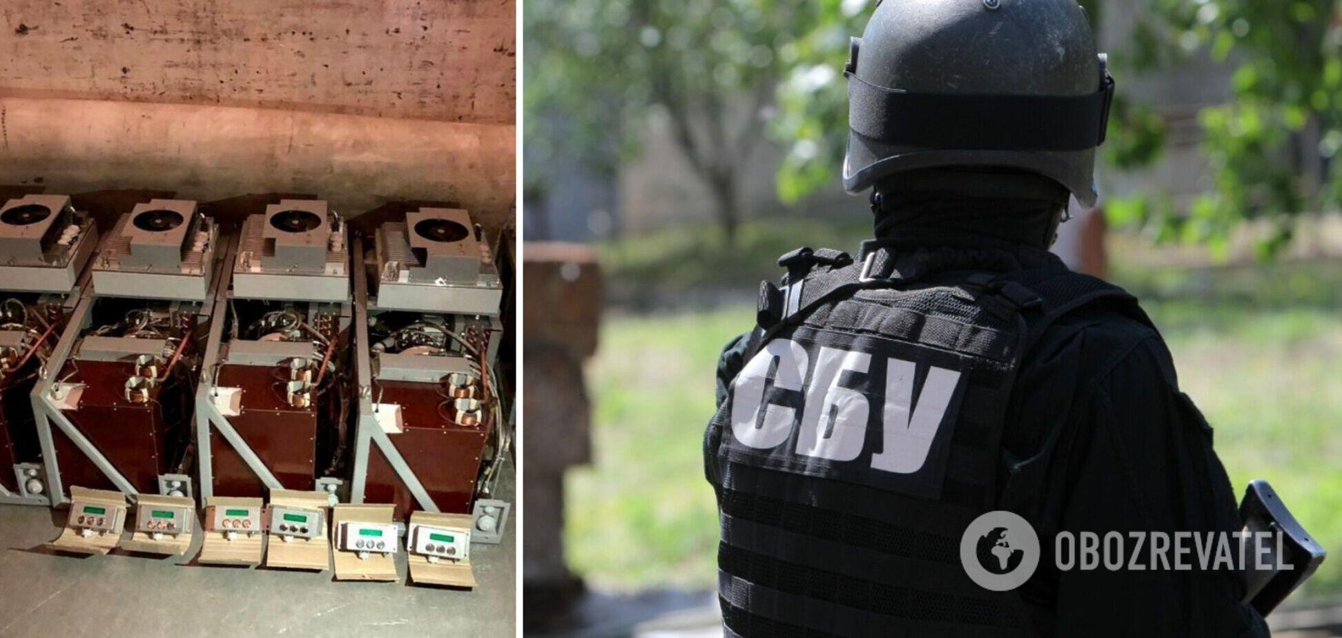 На Харківщині зловмисники виготовляли та передавали в РФ комплектуючі для військової техніки