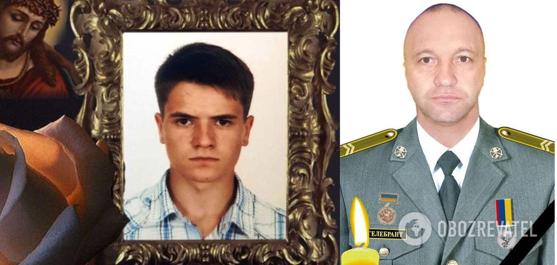 На Донбассе погибли воины ВСУ