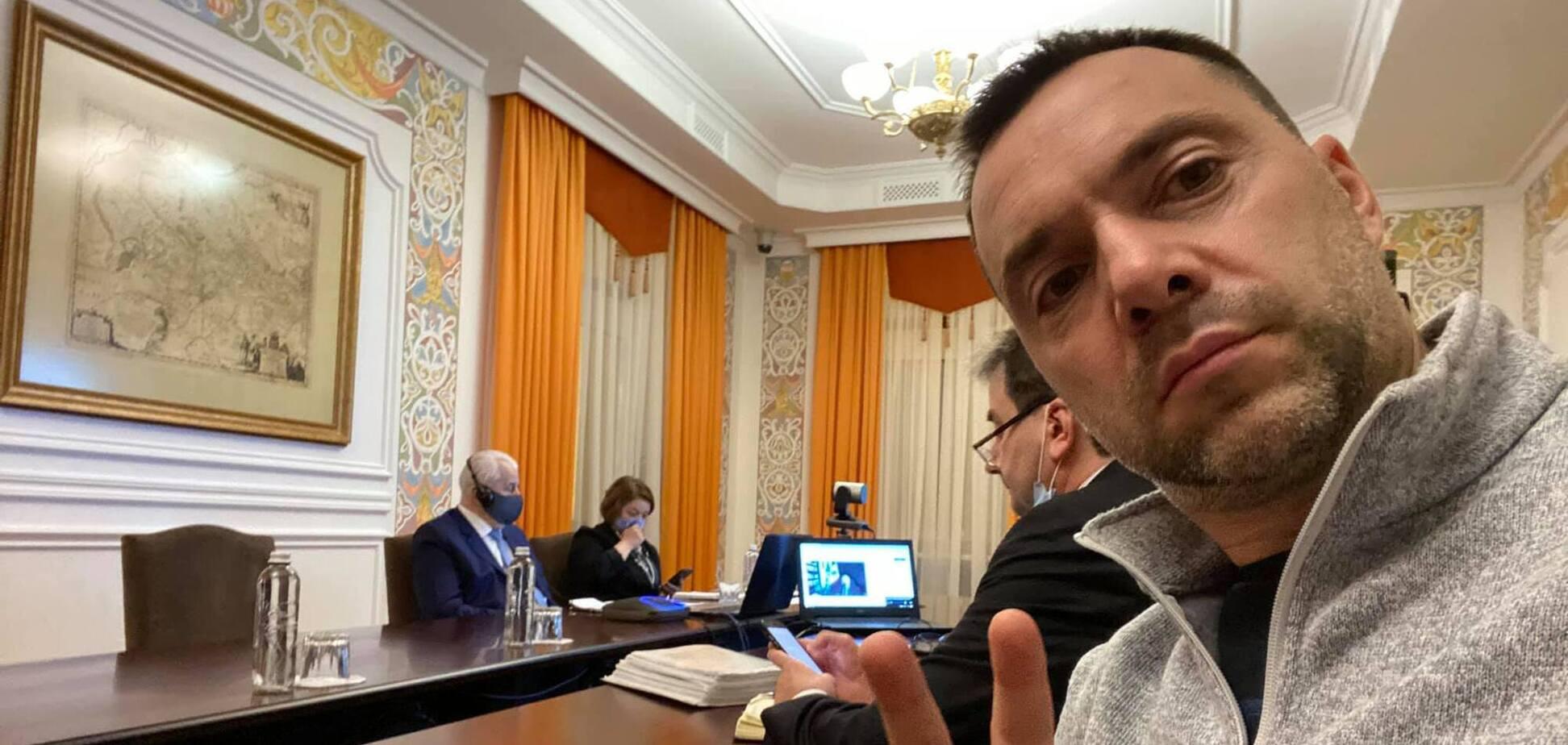 Екстрене засідання ТКГ почалося о 15:00