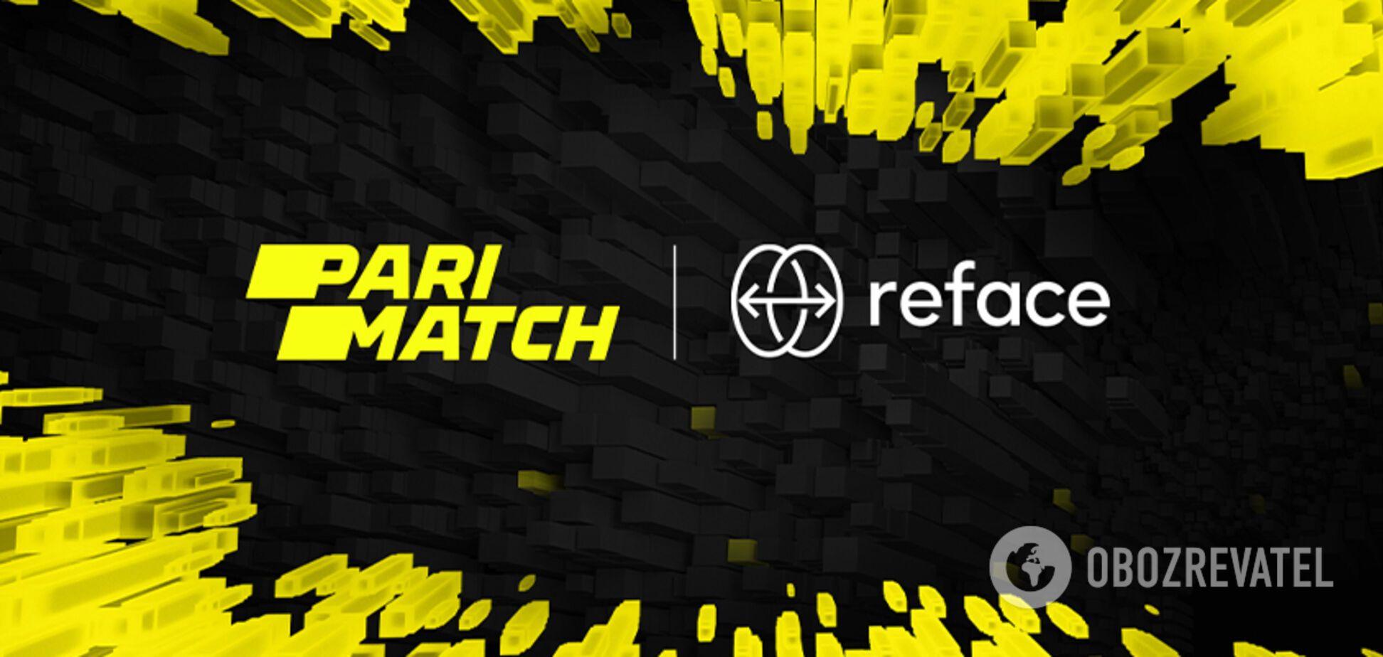 Parimatch объявил о партнерстве с Reface и запустил челлендж