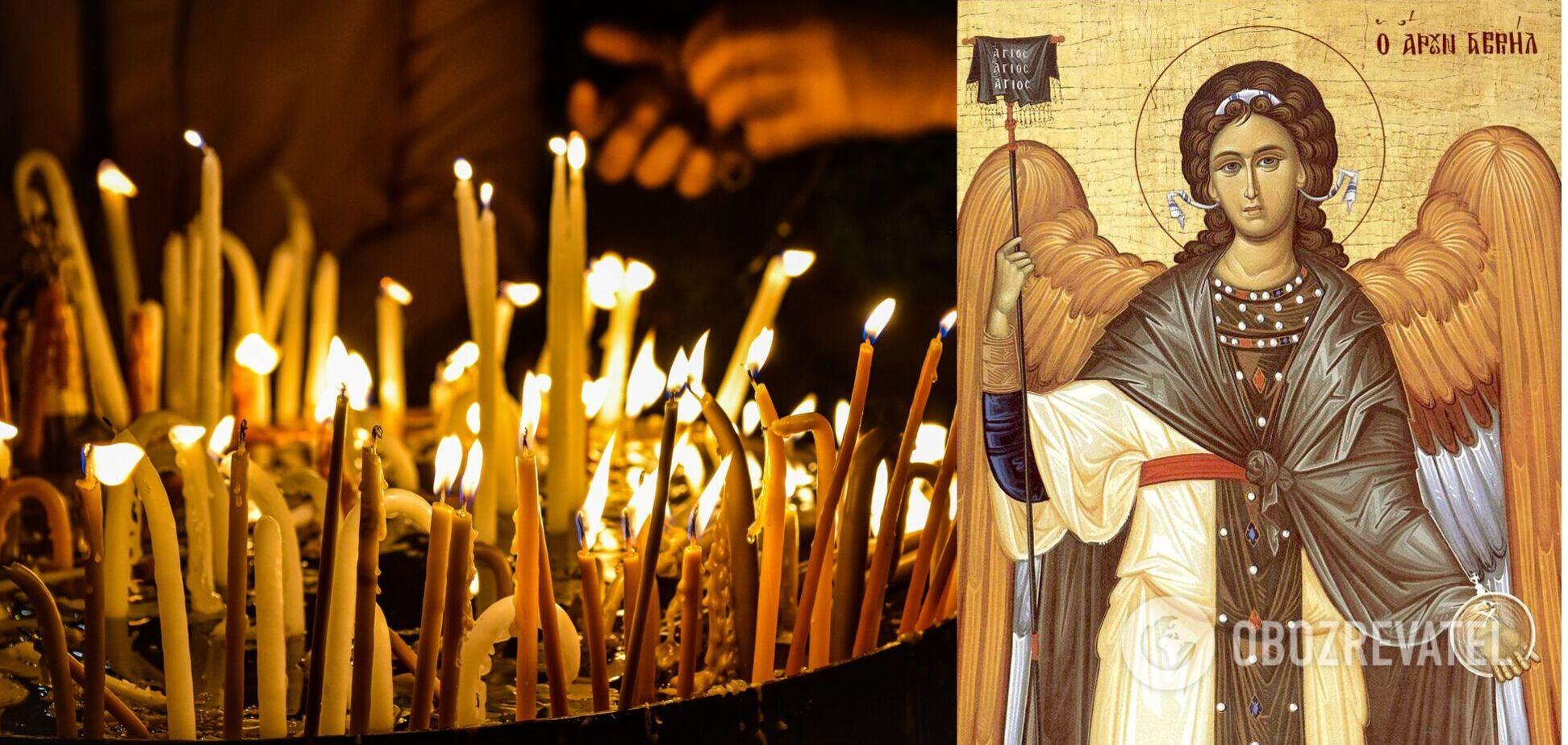 Собор Архангела Гавриїла: як відзначається Благовіст і що не можна робити в свято