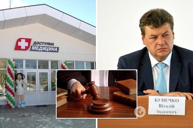 На Житомирщині відкривають сільські амбулаторії, через які судяться з підрядниками