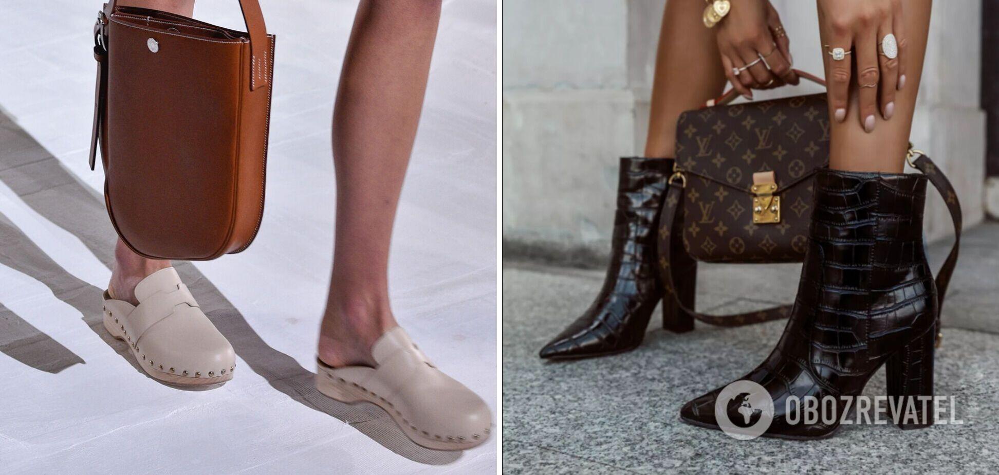 Модне взуття весни 2021