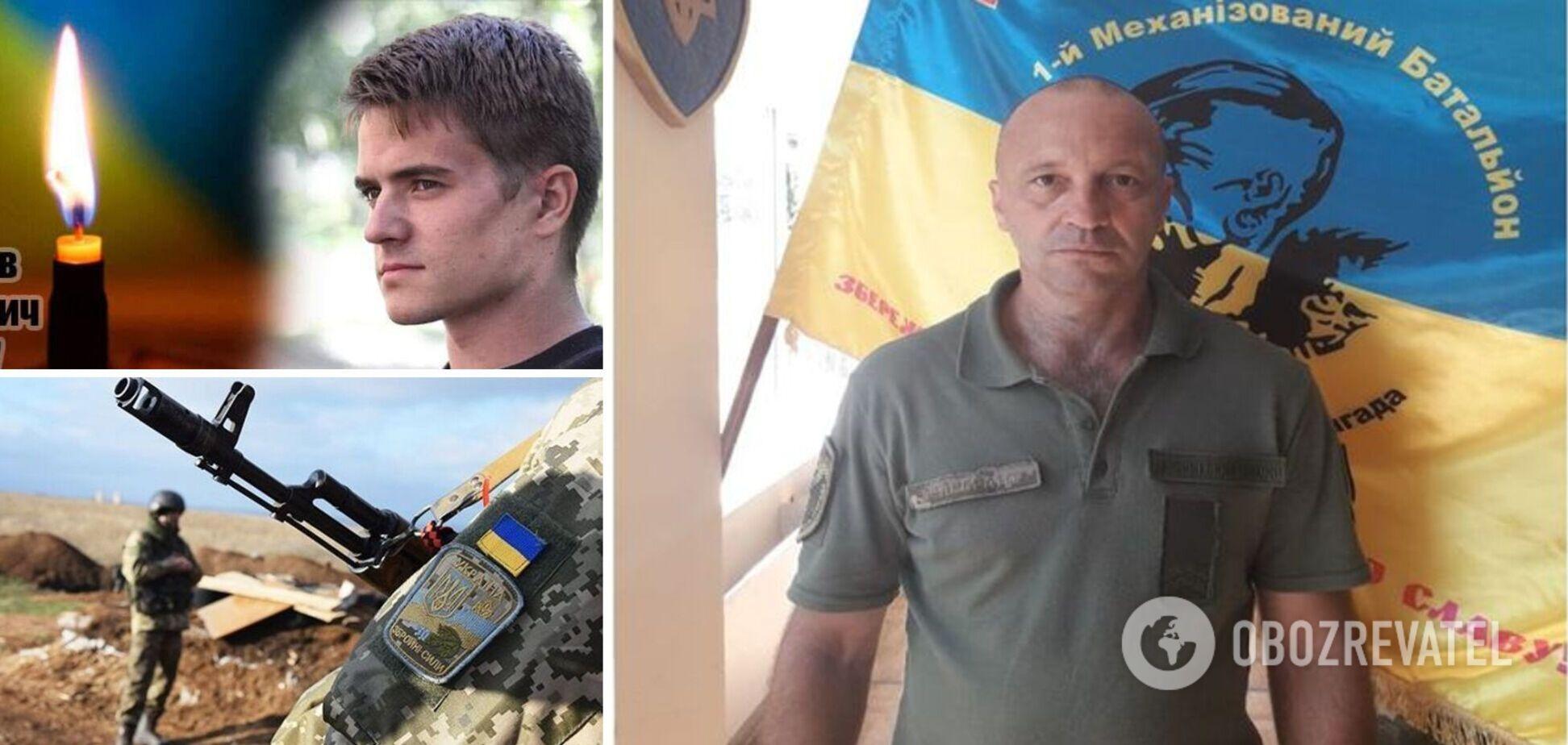 Від куль окупантів загинули 23-річний Владислав Мороз і 49-річний Віктор Гелебрант