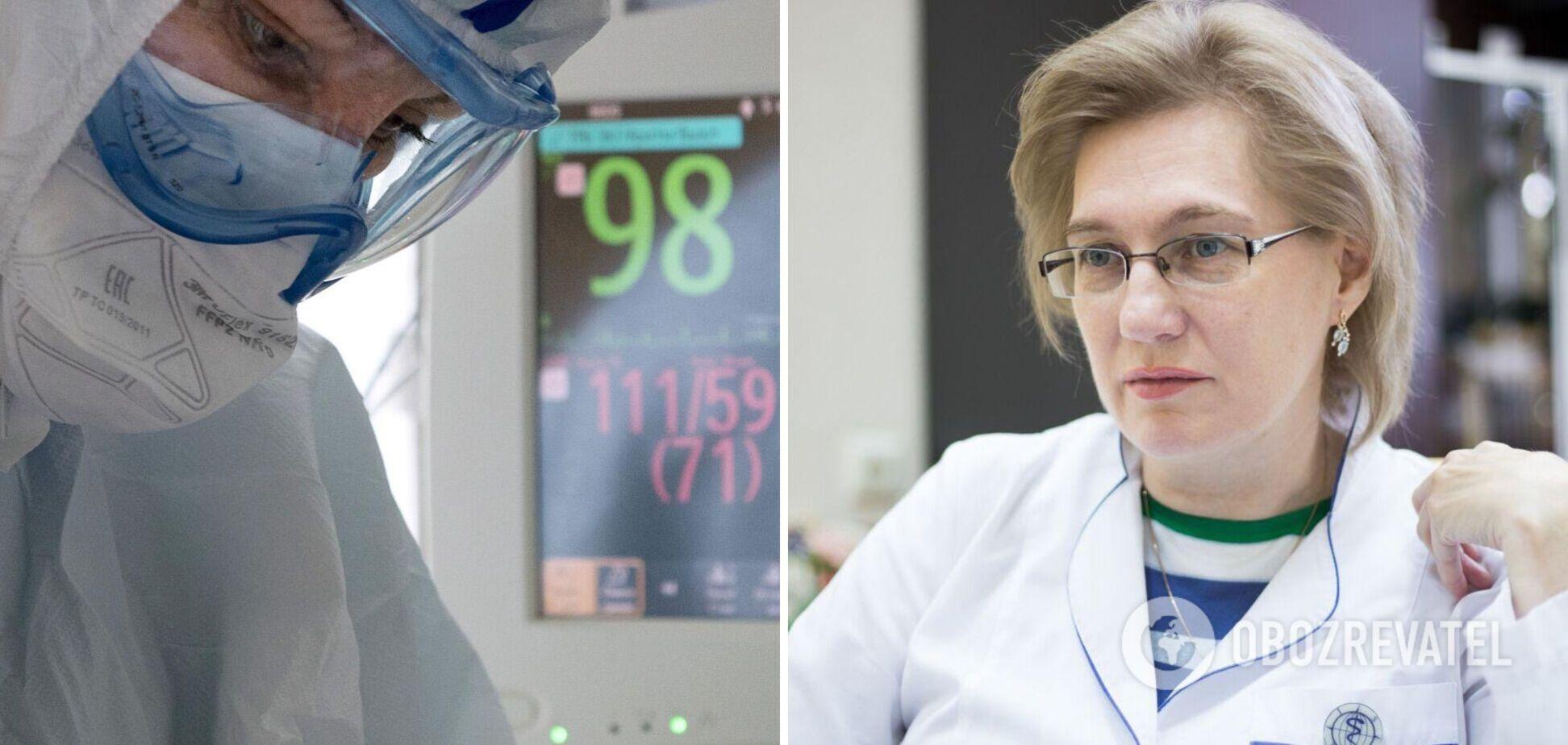 В Україні оновили протокол лікування COVID-19: Голубовська назвала головні зміни