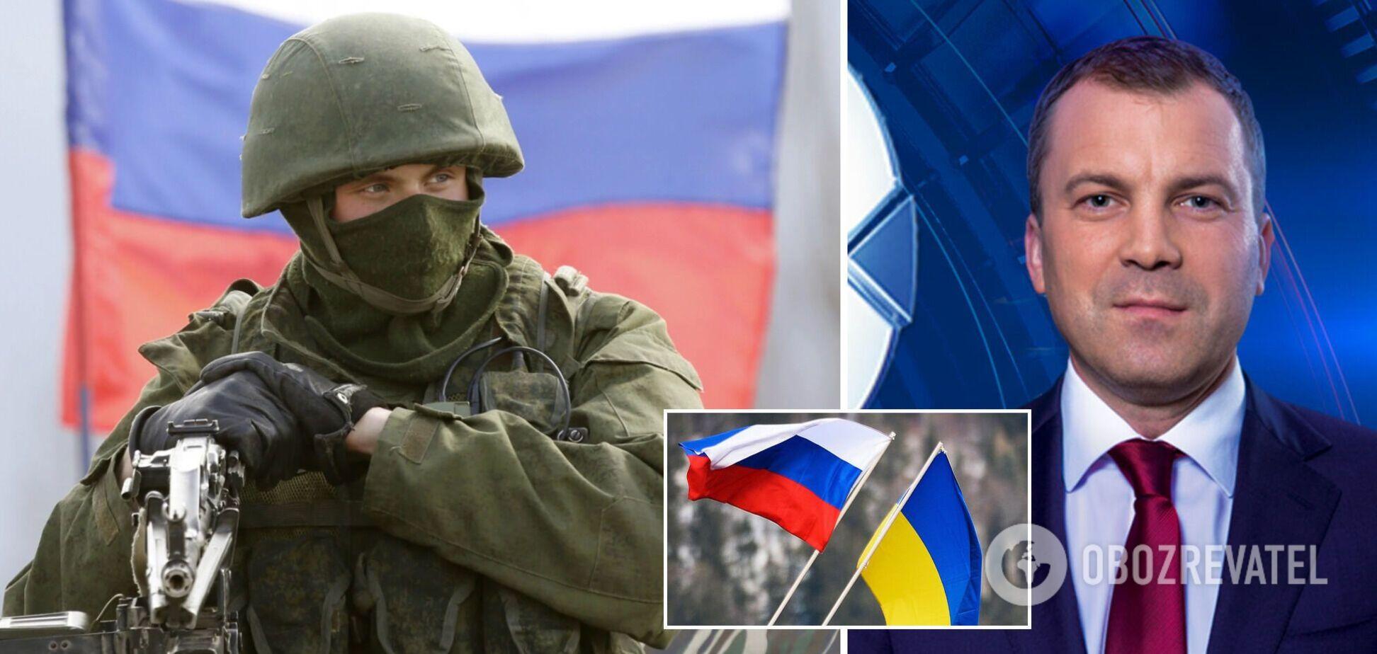 Російський пропагандист заявив, що РФ доведеться окупувати Україну, якщо вона вступить у НАТО. Відео