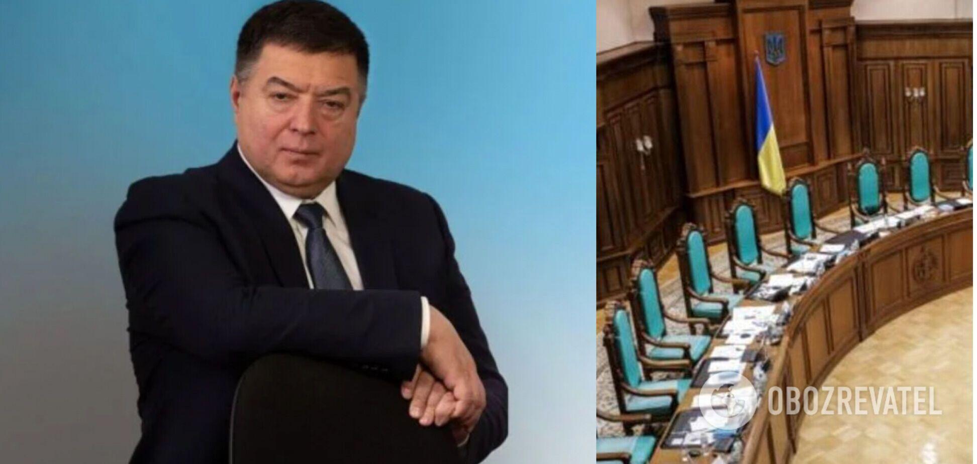 Тупицкий не явился на суд по избранию ему меры пресечения
