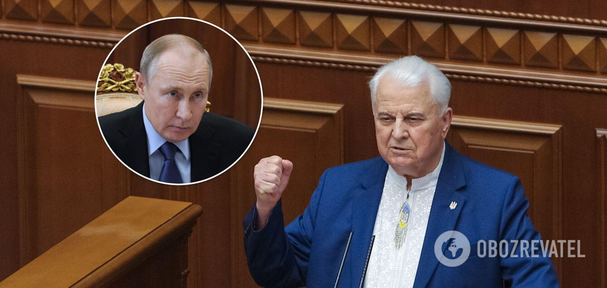 Россия не готова к большой войне из-за страха Путина