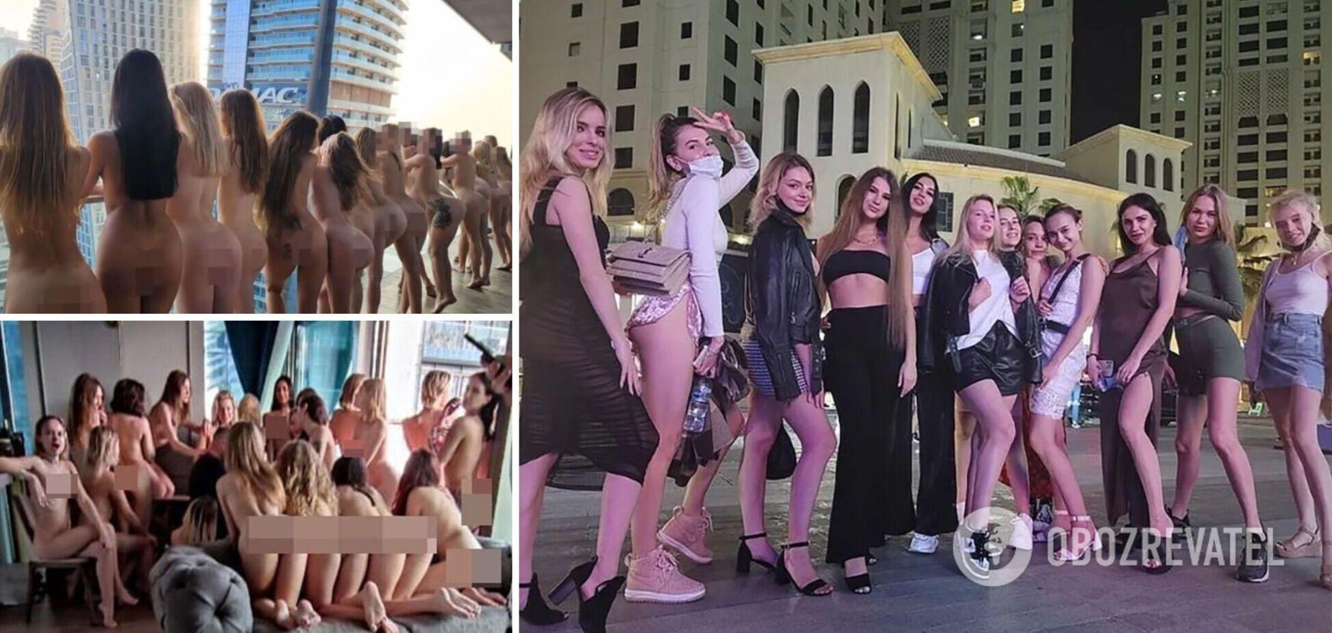В Дубае за голую фотосессию арестовали 12 украинок. Рассказываем, кто они