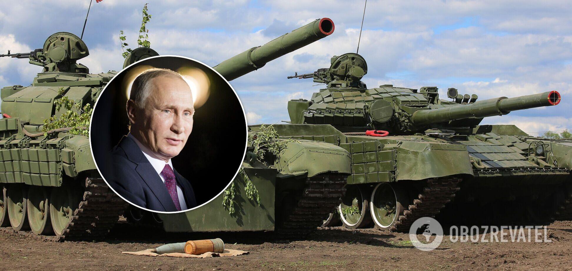 Полозов: Путін готовий вводити на Донбас регулярні війська і пробивати коридор до Криму