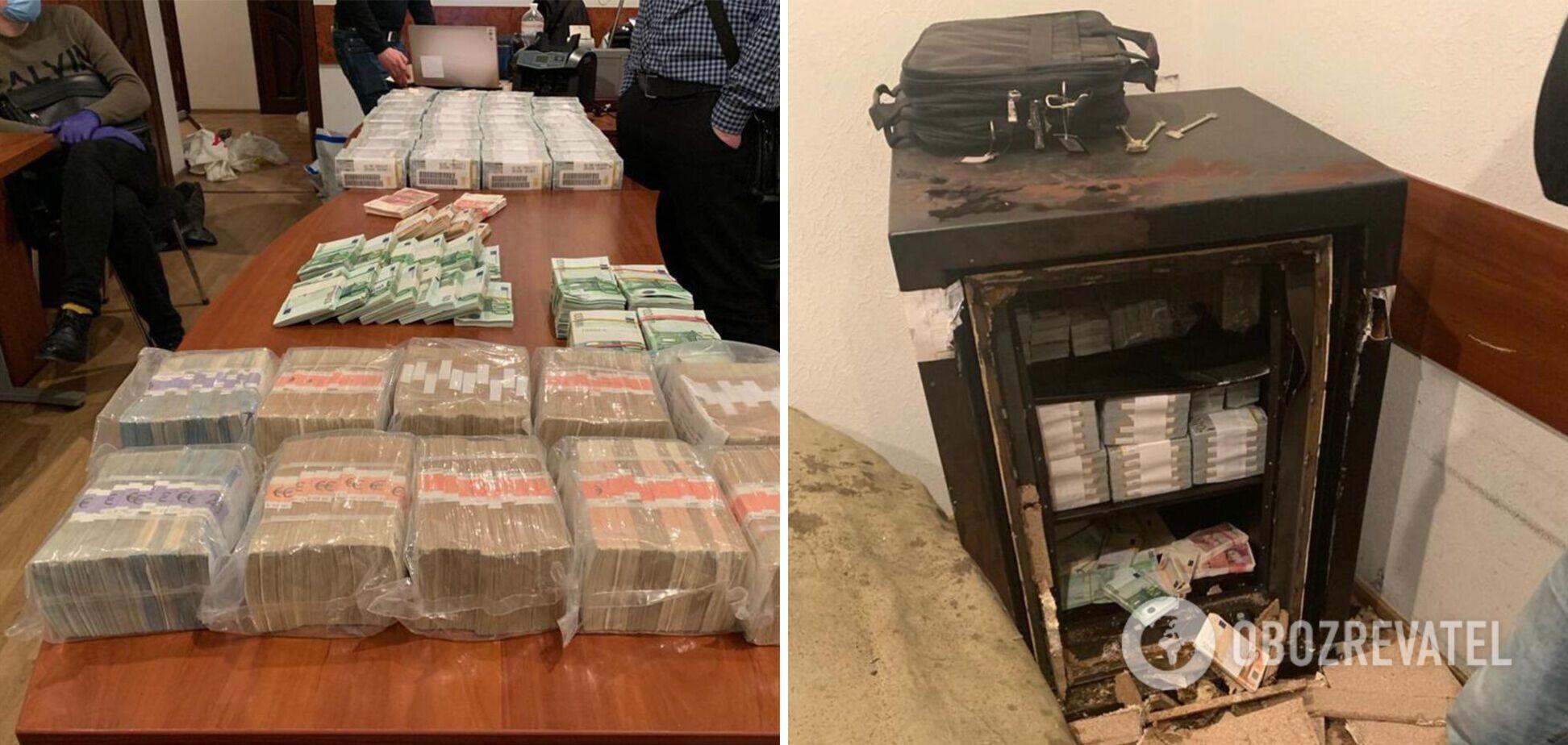 У задержанного брата Вовка нашли миллионы долларов наличных: объявлено подозрение. Фото
