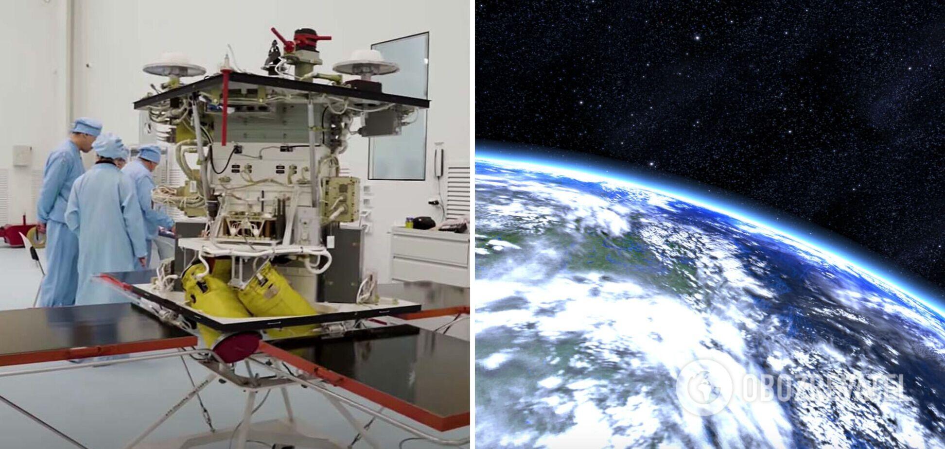 В Кабмине назвали сроки запуска украинского спутника 'Сич'