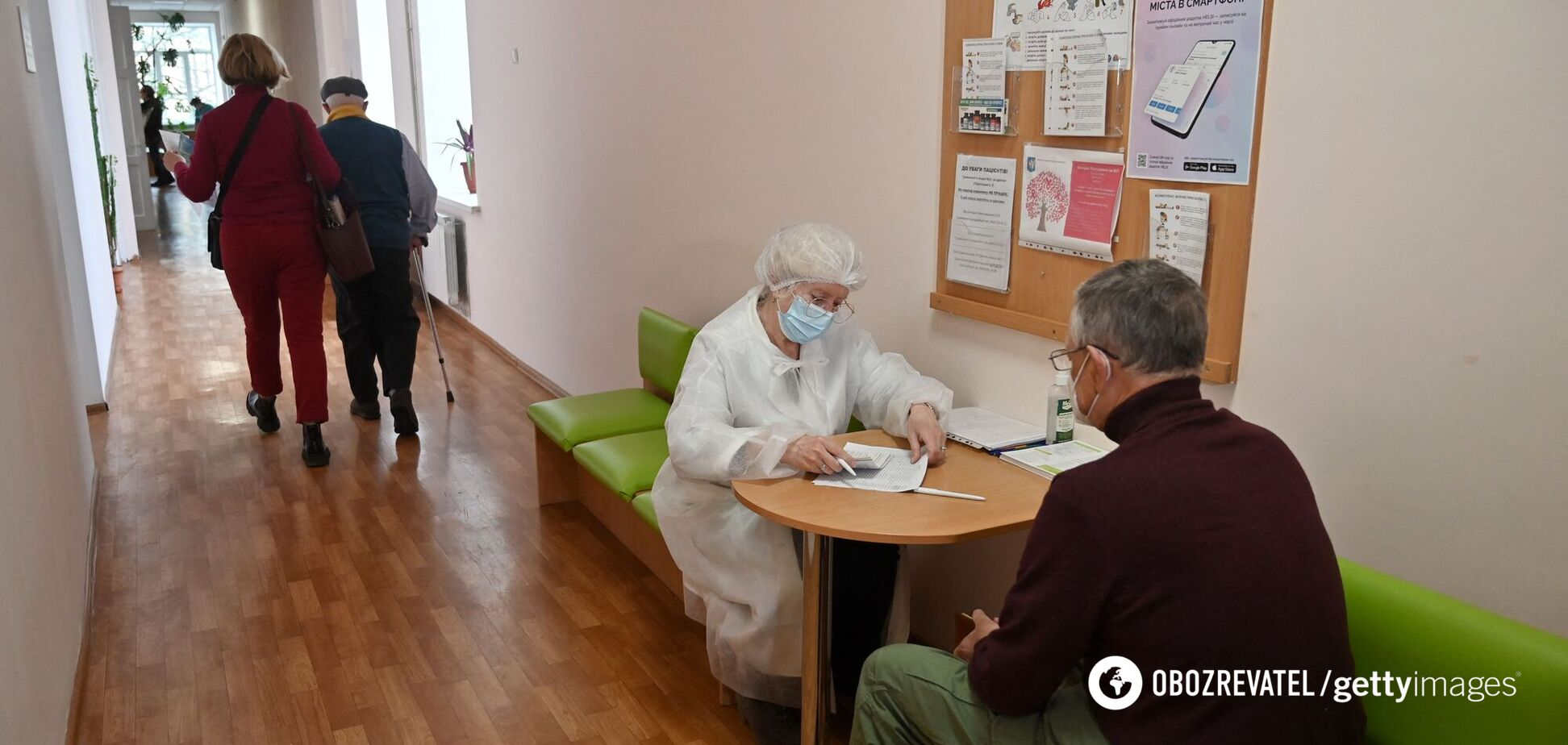 Радуцький заявив, що виробники вакцин не відповідають за негативні наслідки в Україні