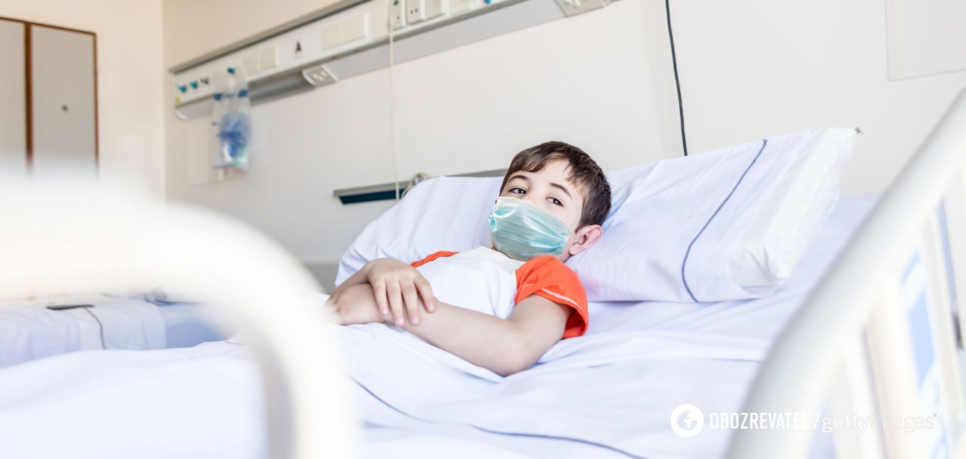 Коронавирус у детей в Украине