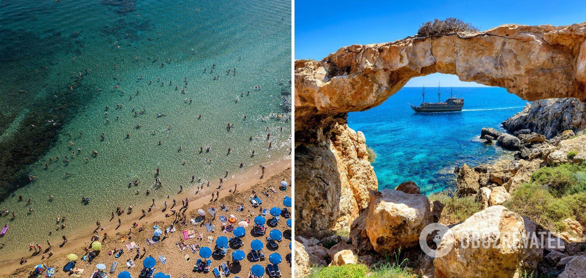 Кипр открыл границы для украинцев по новым правилам: что изменилось