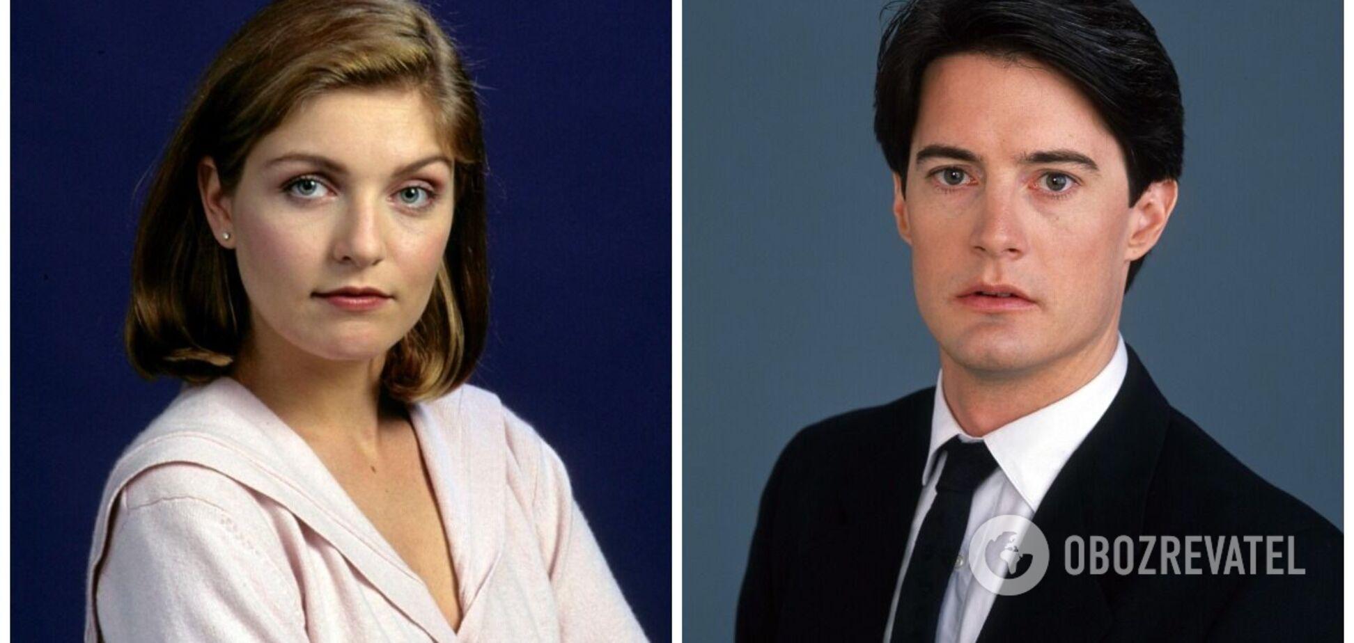 Как выглядят актеры культового сериала 'Твин Пикс' 31 год спустя. Фото