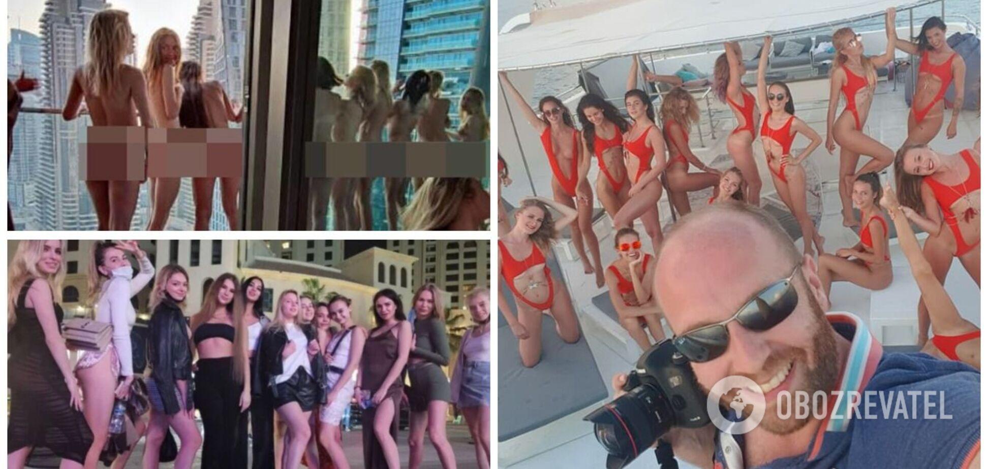 Все о секс-скандале в Дубае: как провинились украинские модели и кто организатор. Фото и видео