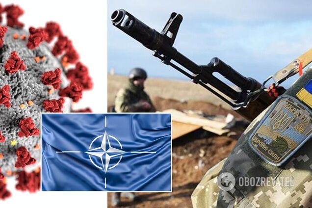 Новости Украины: страна стала первой в Европе по статистике COVID-19, а ТКГ провела экстренное заседание по Донбассу