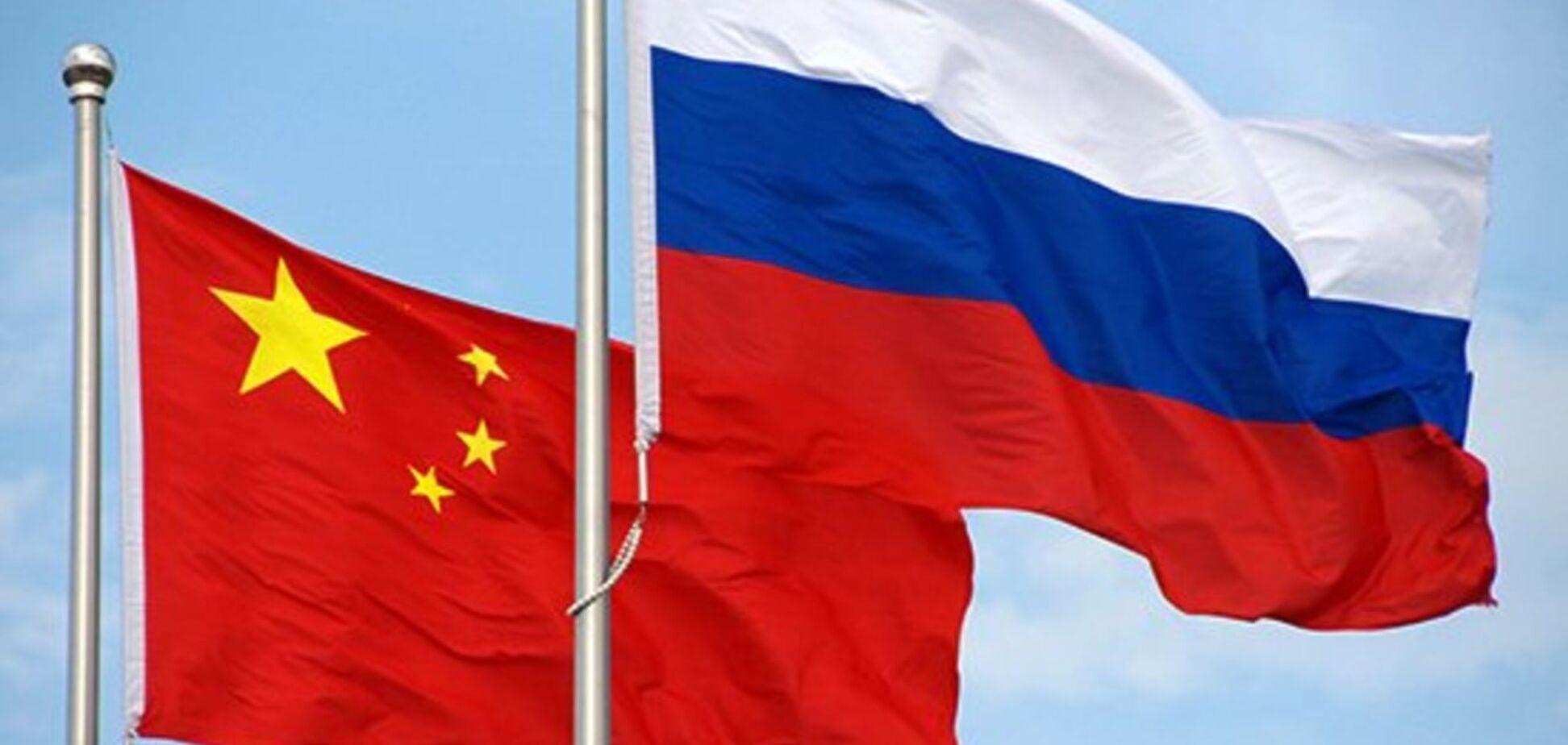 Китай проводит над Россией опыты