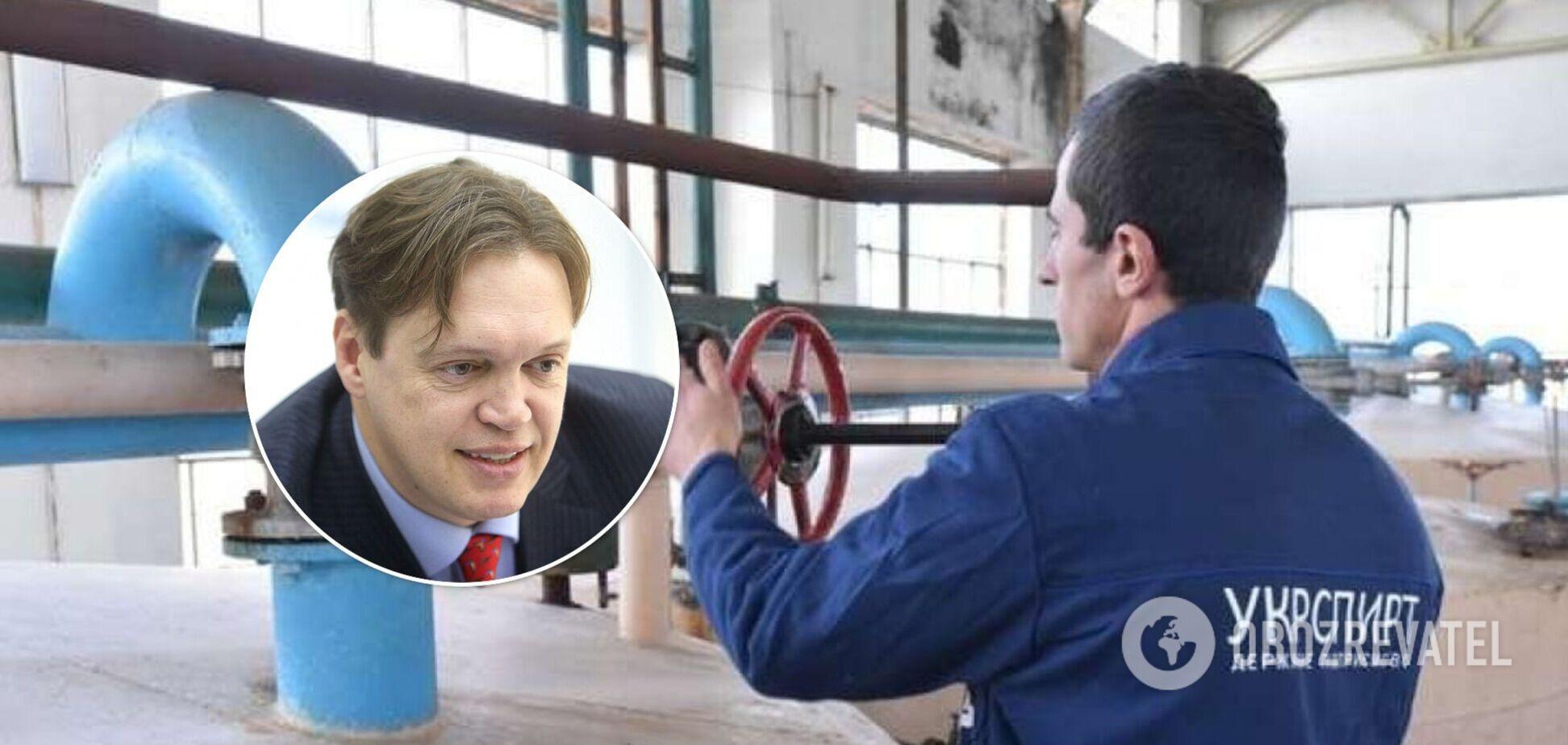 В Фонде госимущества озвучили общую стоимость продажи заводов 'Укрспирта'