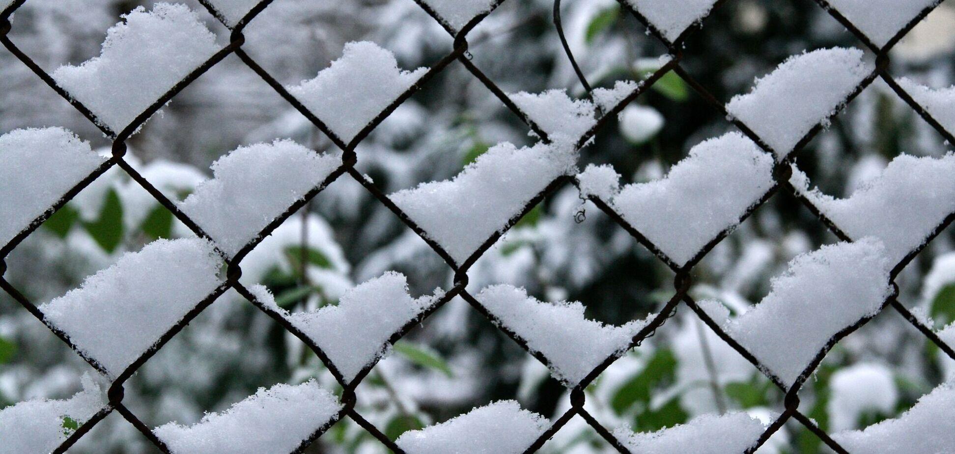 Сніг влітку