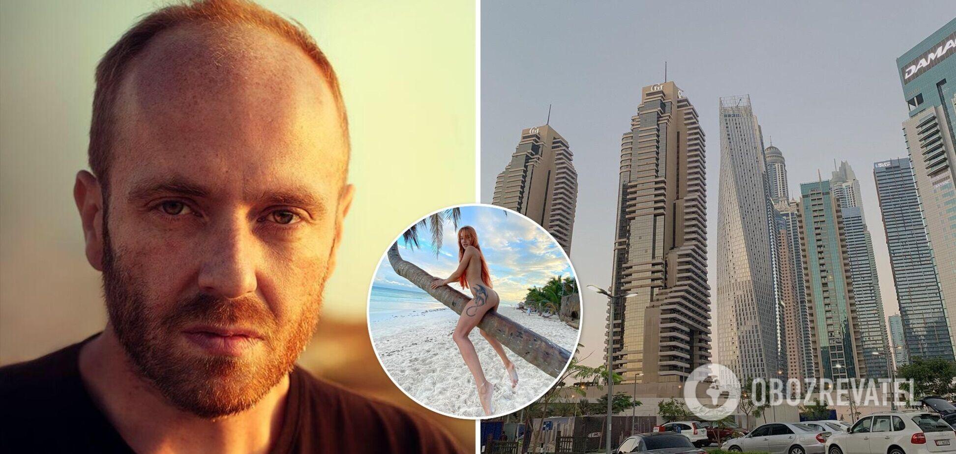Экс-участница «Холостяка» оказалась знакомой с организатором голой фотосессии в Дубае