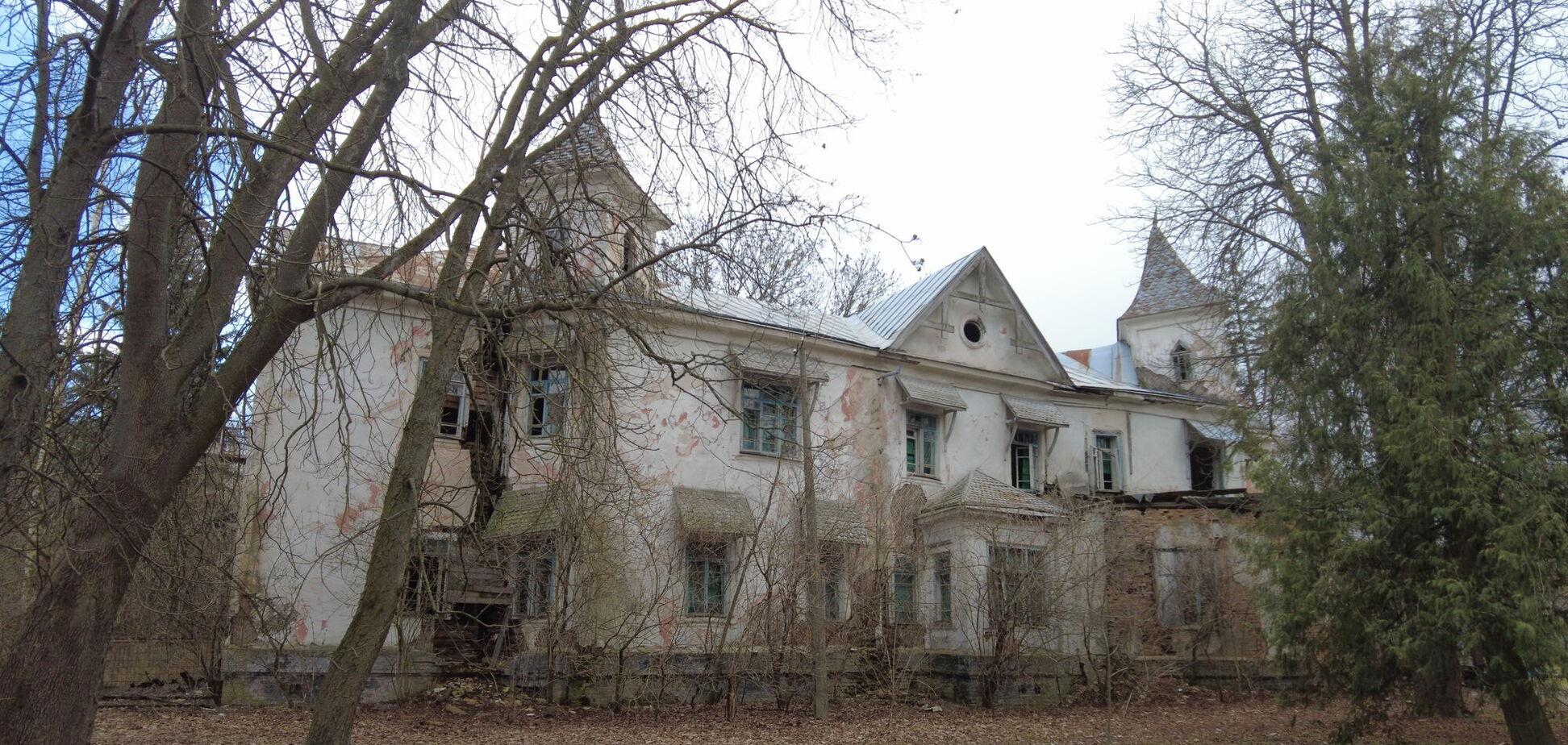 На Київщині руйнується унікальна садиба сімейства фон Мекк