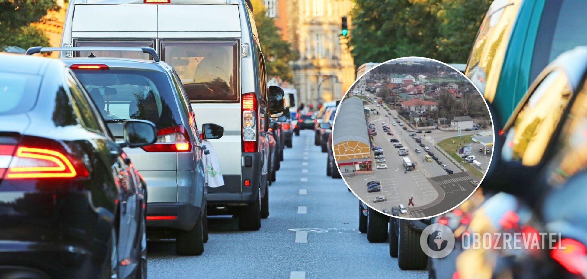 В Ірпені запропонували рішення транспортного колапсу: фото проєкту сучасної дорожньої розв'язки