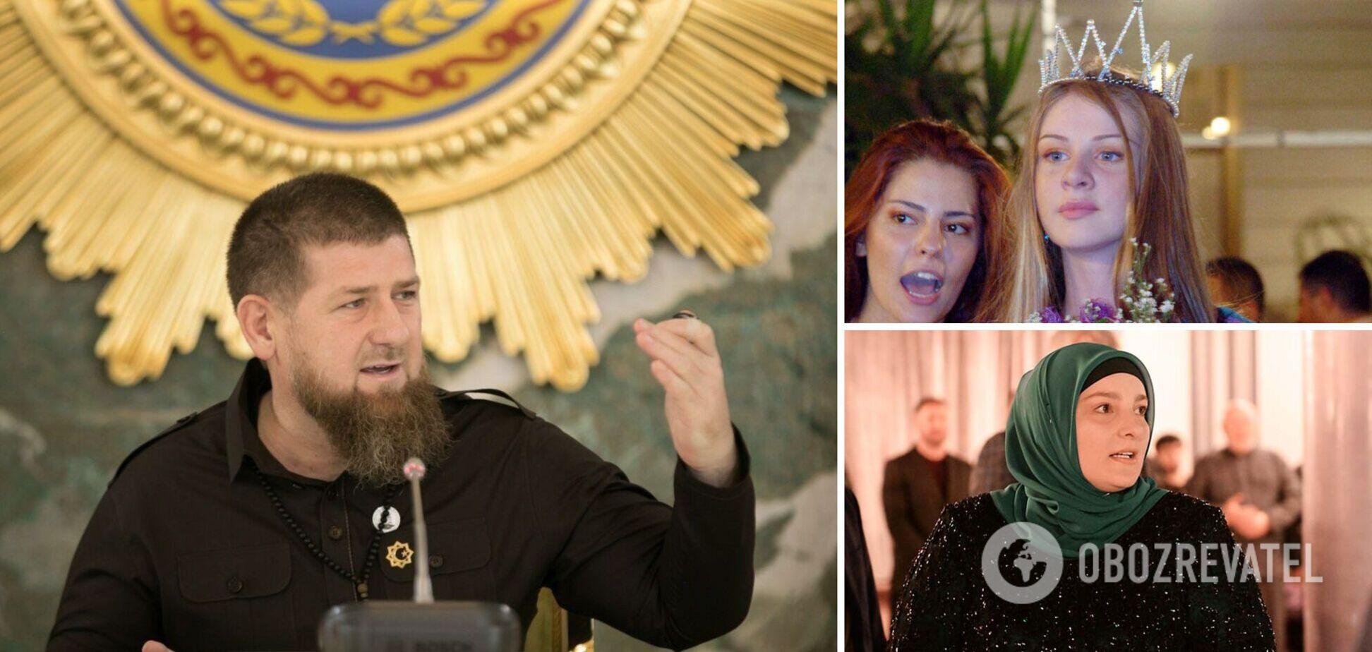 У официальной жены главы Чечни есть фальшивая личность