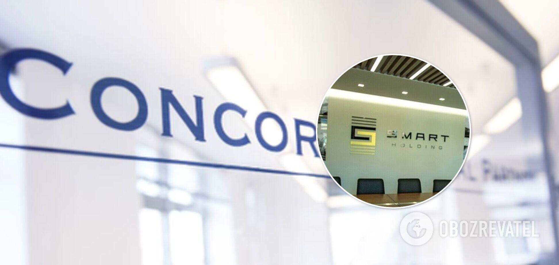 Concorde Capital и Smart Holding договорились о совместном управлении торговыми центрами