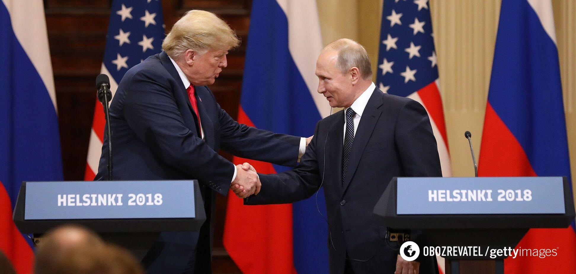Трамп був найзручнішим президентом США для Путіна, – американський дипломат