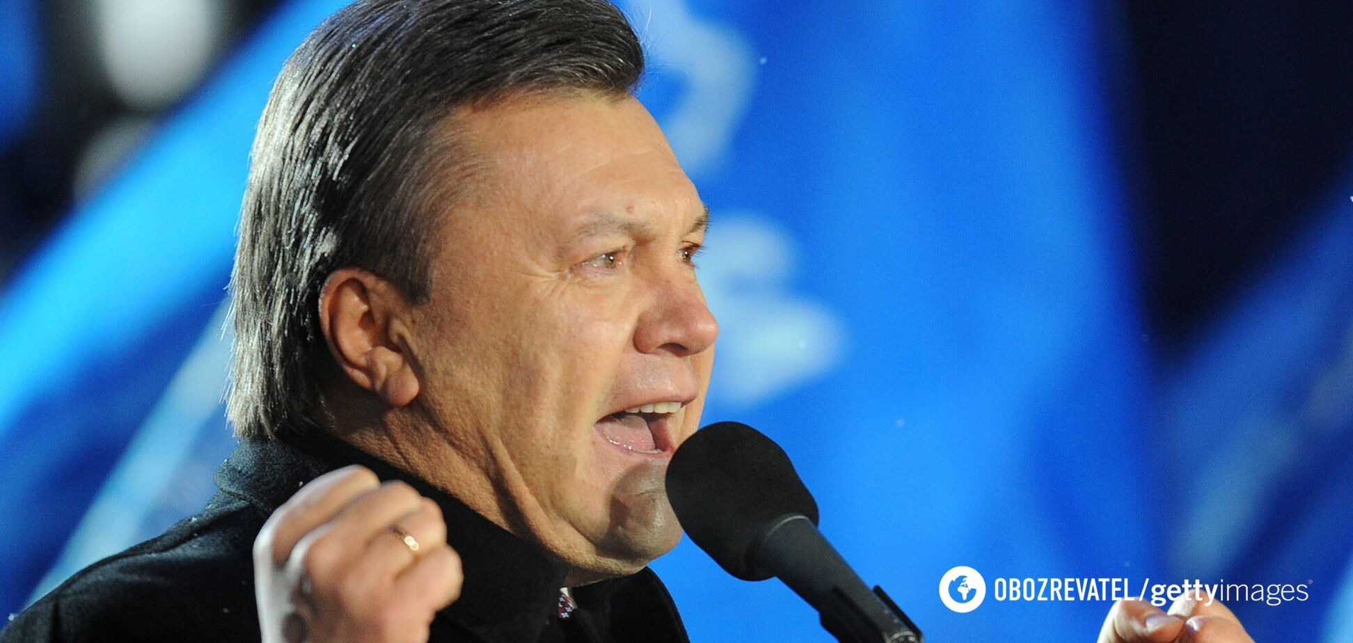 Суд отменил арест денег сына Януковича