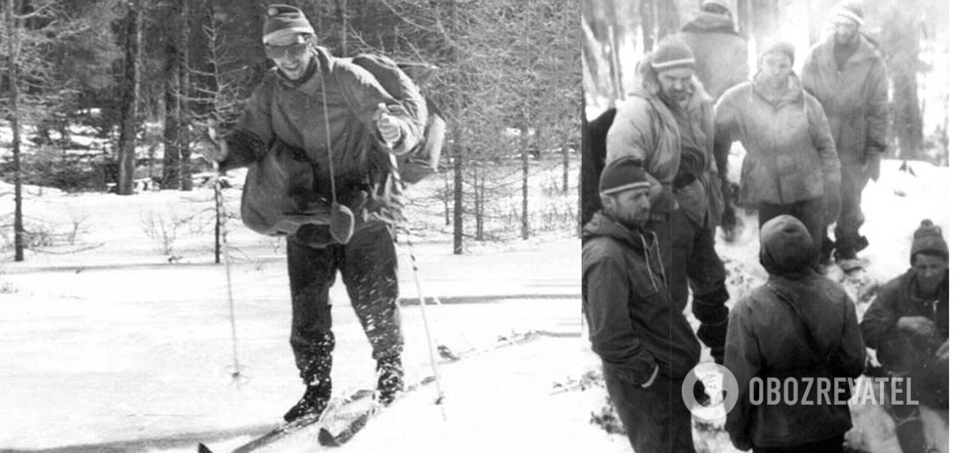 Одним з учасників походу був знаменитий в СРСР бард Арік Крупп