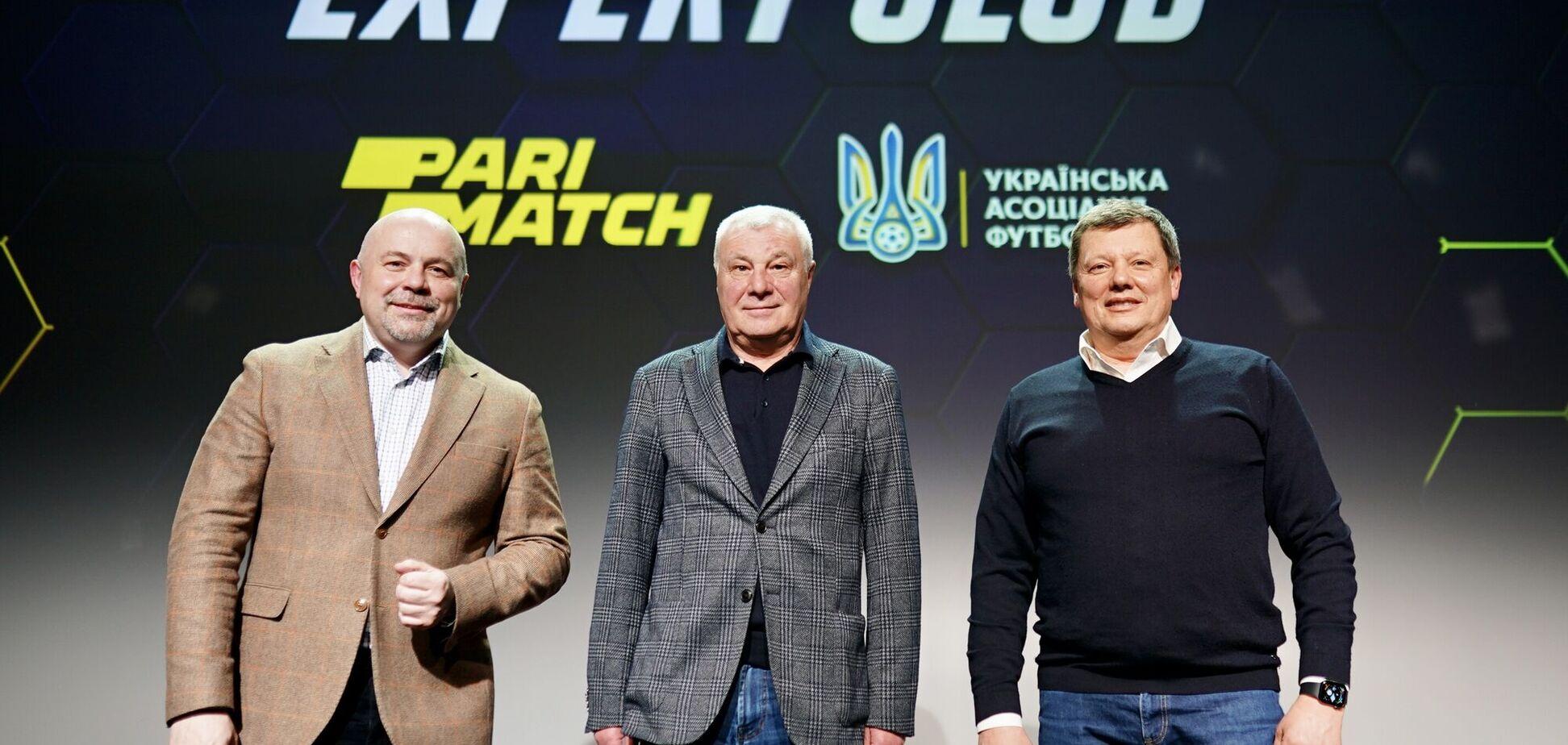 Expert club Parimatch обсудил темы старта сборной Украины в отборе ЧМ-2022 и подготовки к Евро-2020