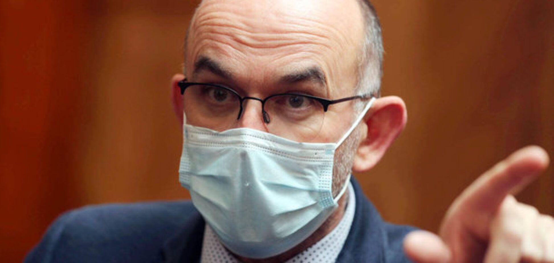 Министр здравоохранения Чехии Ян Блатны
