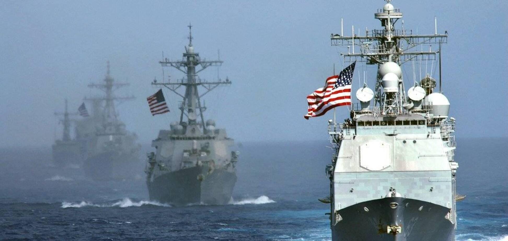 Пентагон предупредил о возможности отправки кораблей в Черное море из-за России