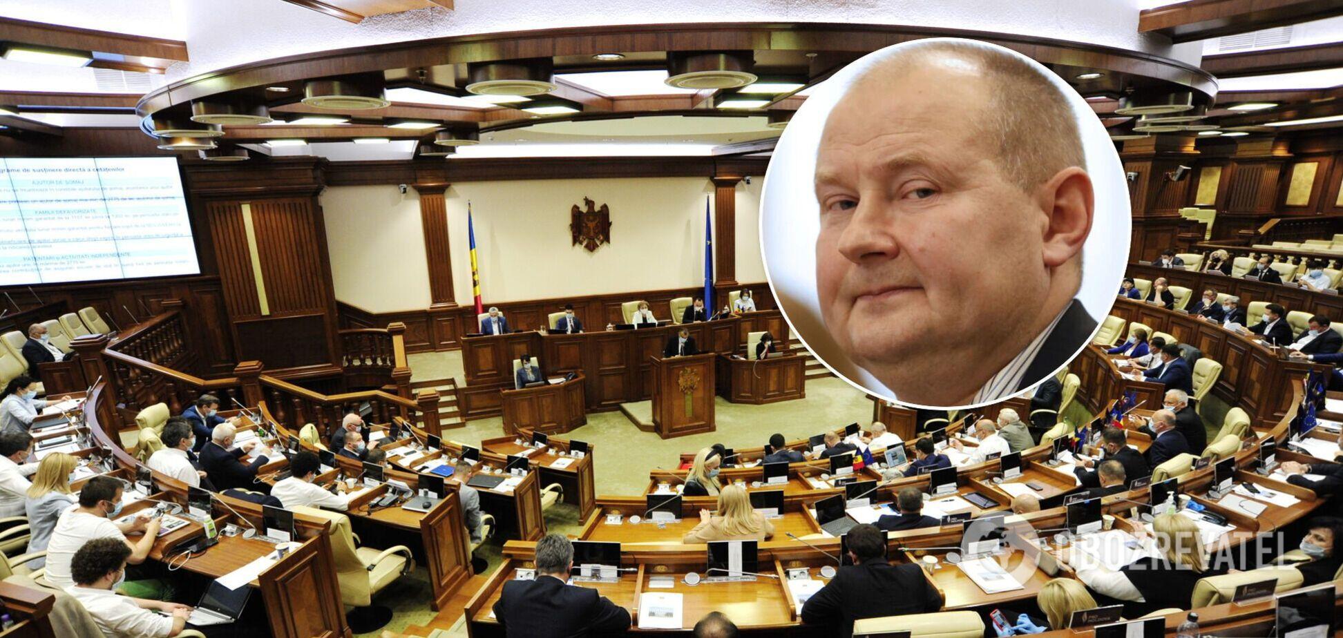 Парламент Молдовы может создать комиссию из-за похищения Чауса
