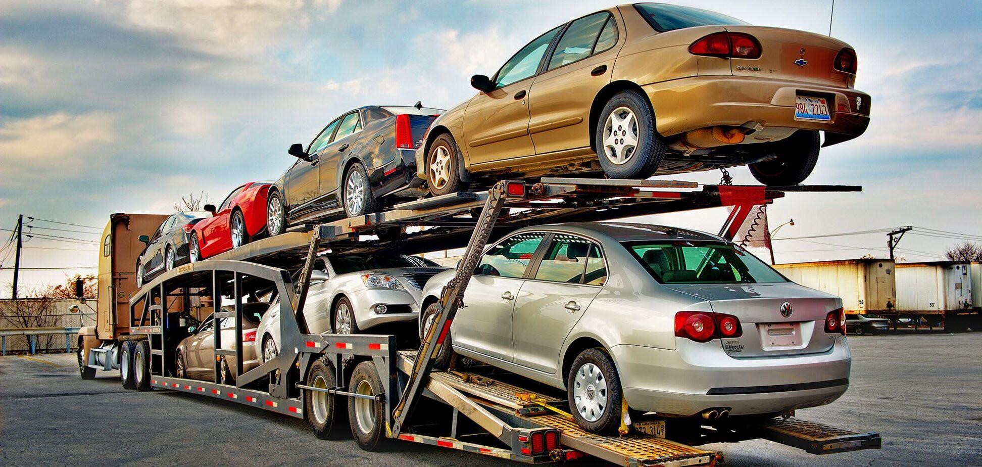 Автомобілі з США: як обманюють українців